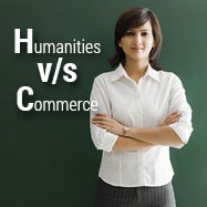 Commerce v/s Humanities Stream Experts