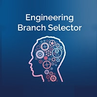 Engineering Branch Selector™ Test